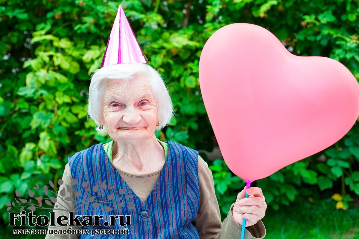лечение старческого слабоумия, травы при старческом слабоумии