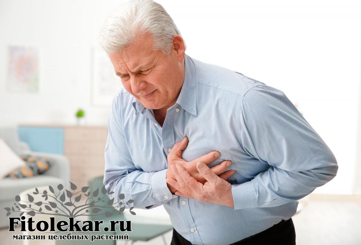 лечение инфаркта, травы при инфаркте миокарда, настойки при инфаркте